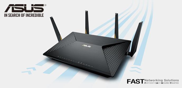 Ver noticia 'ASUS Business Tester: Prueba gratis el router ASUS BRT-AC828 para empresas'