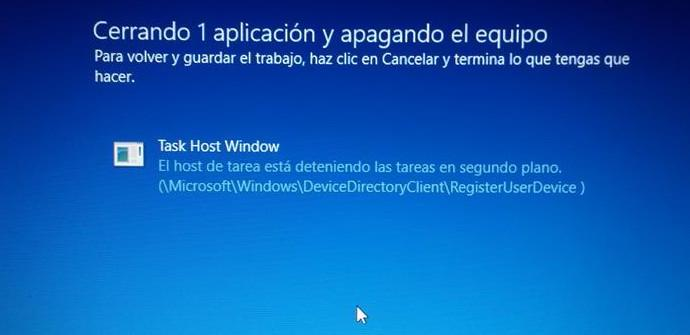 Cerrando aplicaciones Windows 10
