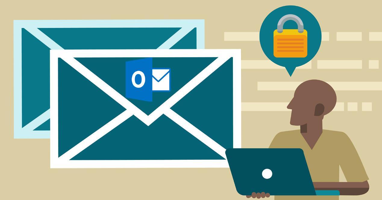 Cifrado correos Outlook