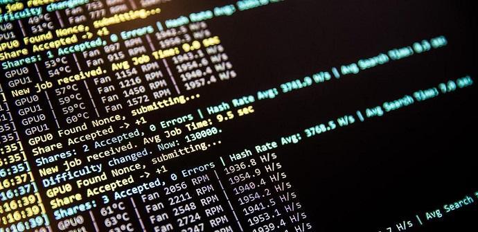 Minar criptomonedas en Windows utilizando XMRig