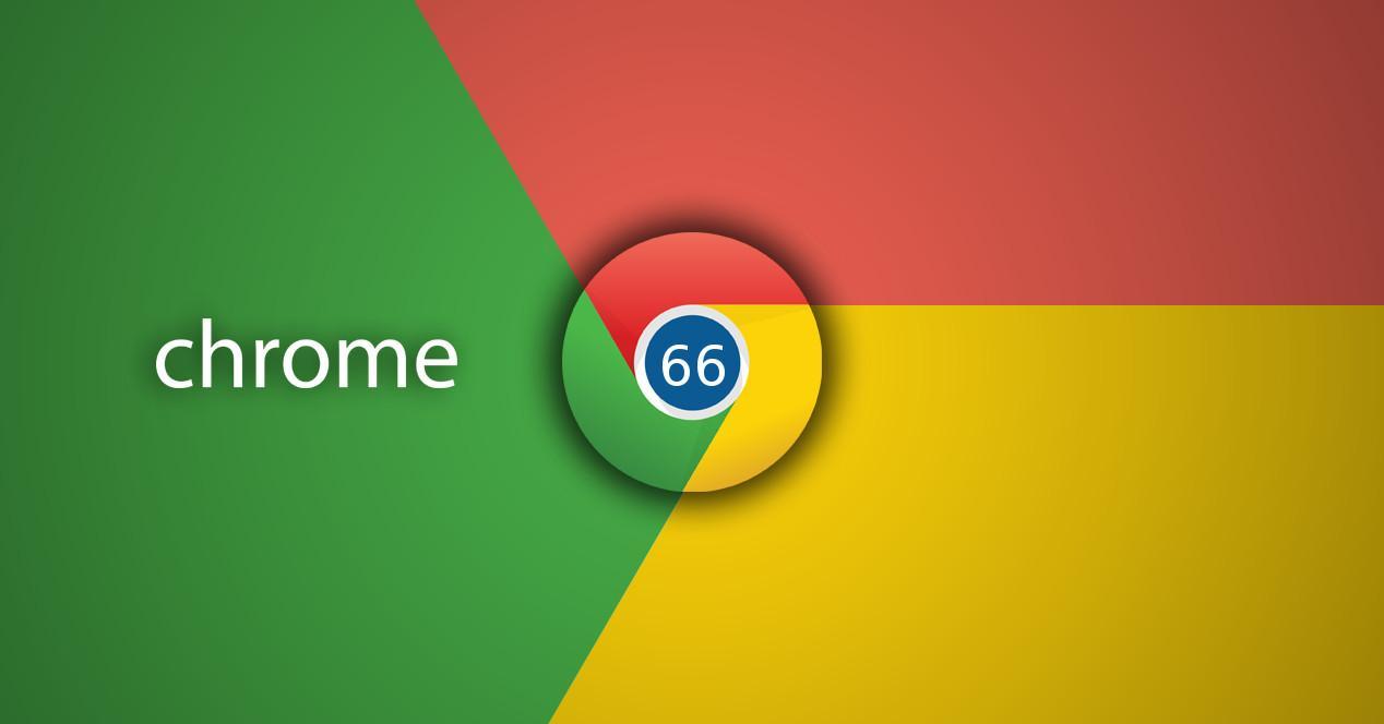 Google Chrome 66