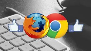 Comparte fácilmente artículos y webs en las redes sociales con estas extensiones para Google Chrome y Firefox