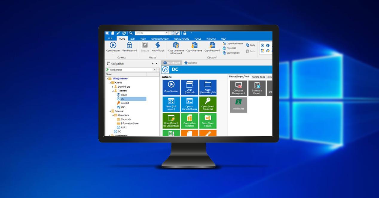 Remote Desktop Microsoft