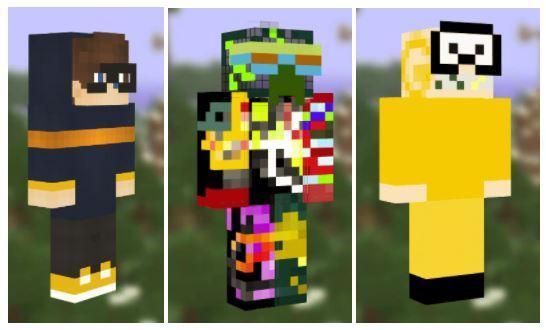 Skin Minecraft Malware