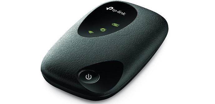 TP-Link M7200 unboxing de este router 4G