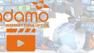 Listado de servicios de vídeo bajo demanda para contratar con Adamo