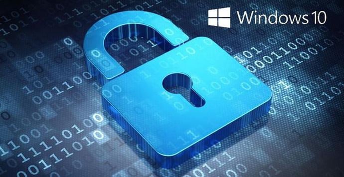 Consejos de seguridad para Windows 10
