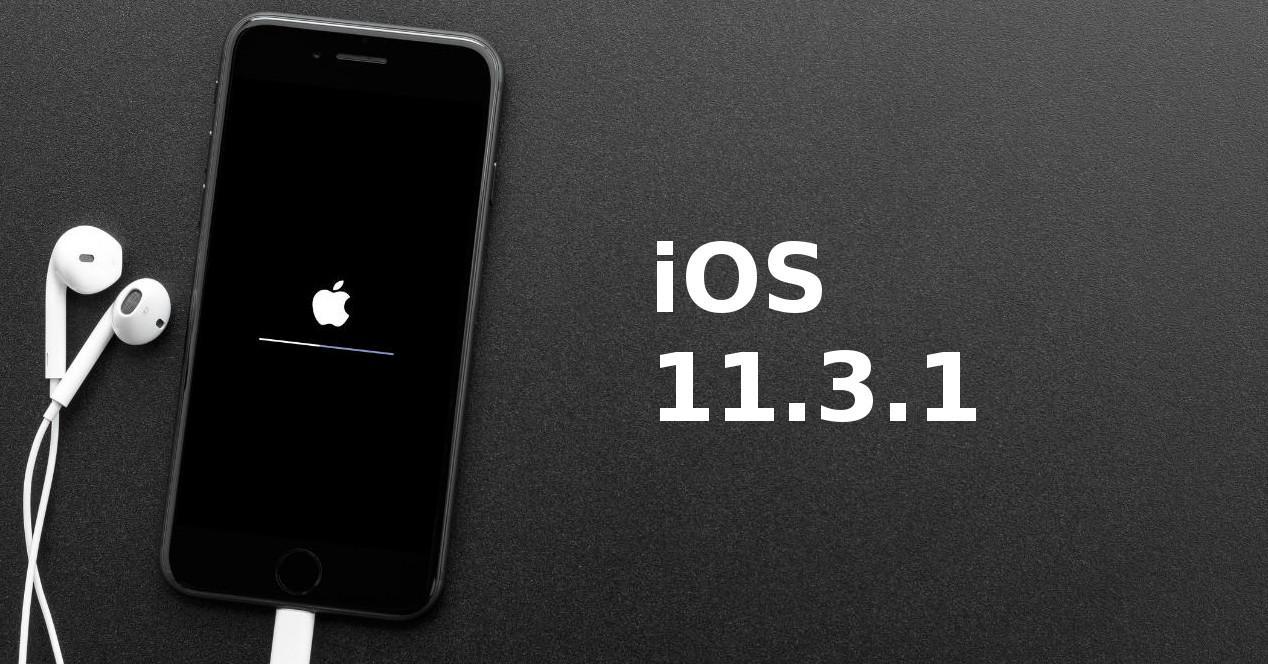iPhone y iOS 11.3.1