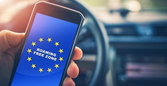 Velocidad de Internet en roaming en Europa