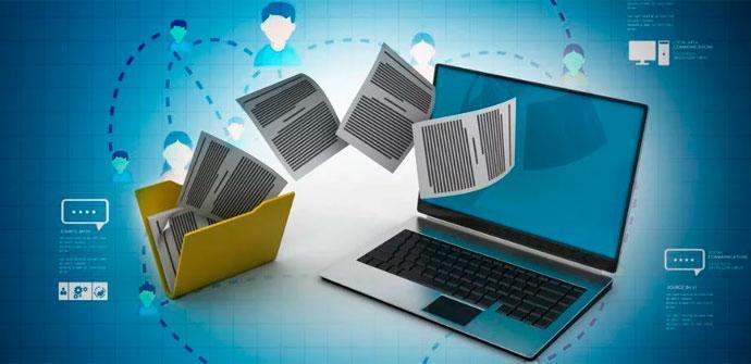Compartir archivos Windows 10
