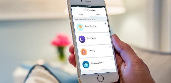 Ver noticia 'Los peligros de configurar un dispositivo IoT utilizando el smartphone'