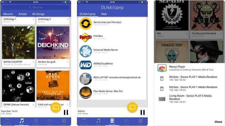 Las mejores apps DLNA gratis para Android y iOS