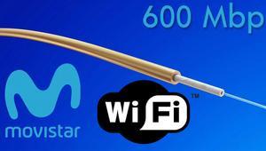 Si no consigues los 600Mbps de Movistar vía Wi-Fi, posiblemente sea culpa del cliente inalámbrico