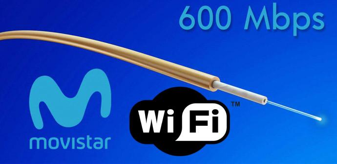 Ver noticia 'Si no consigues los 600Mbps de Movistar vía Wi-Fi, posiblemente sea culpa del cliente inalámbrico'