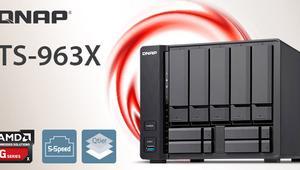 QNAP TS-963X: Conoce este NAS tope gama con conectividad a 10Gbps
