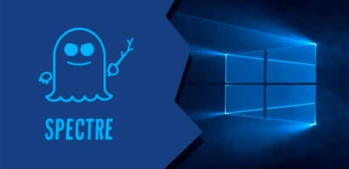 Spectre Windows 10