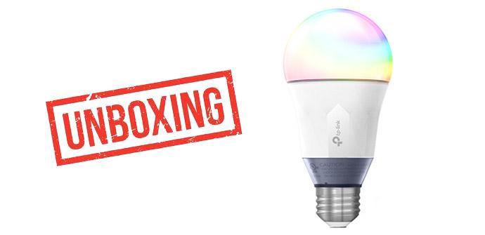 Ver noticia 'Conoce la bombilla inteligente TP-Link LB130 regulable en color y brillo en nuestro vídeo'