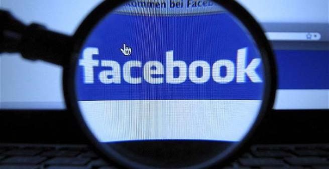 Aumento ataques Facebook