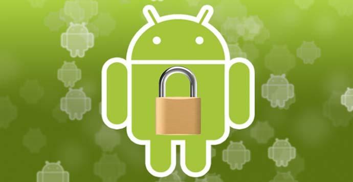 Aplicaciones para bloquear dispositivos Android