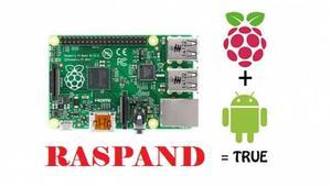 RaspAnd OS se actualiza para Raspberry Pi 3 con mejoras en redes