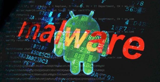 El malware que más afecta a Android