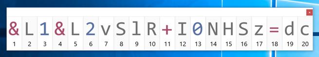 1Password 7 Contraseñas