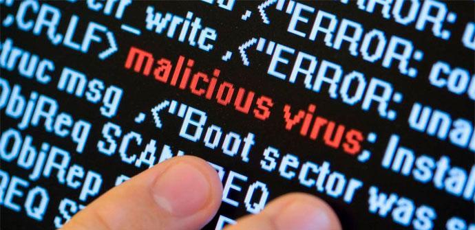 Código Virus Peligroso