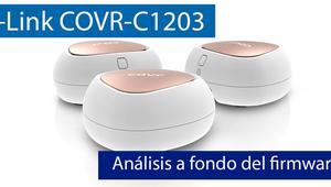 Análisis del firmware del sistema Wi-Fi Mesh D-Link COVR-C1203