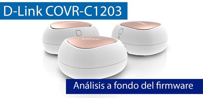 Ver noticia 'Análisis del firmware del sistema Wi-Fi Mesh D-Link COVR-C1203'