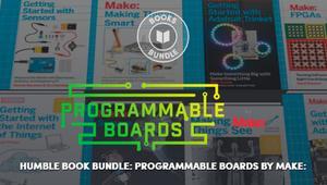 Aprende a programar en micro-ordenadores como Arduino o Raspberry Pi con esta colección de libros de Humble Bundle