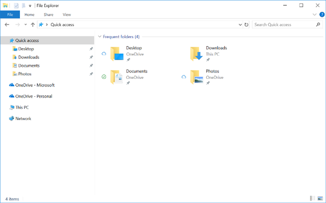 Known Folder Move de OneDrive