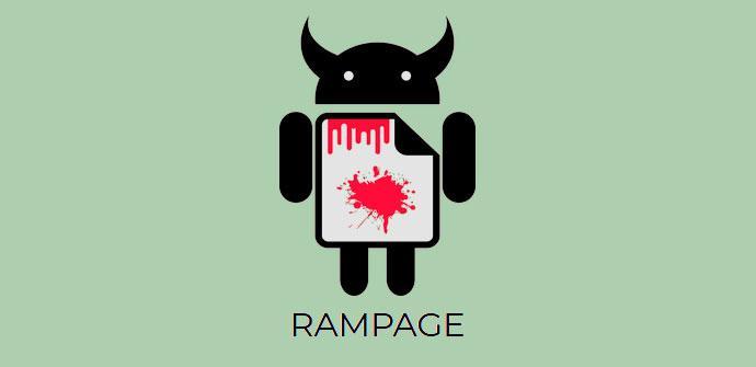 RAMpage vulnerabilidad Android
