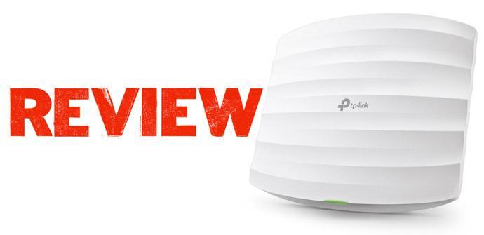Ver noticia 'Análisis del TP-Link EAP225, un punto de acceso profesional de interior con Wi-Fi AC1350'