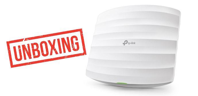 Ver noticia 'Conoce el punto de acceso profesional TP-Link EAP225 en nuestro vídeo'