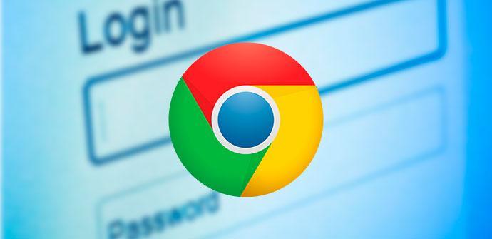 Usuarios Contraseñas Google Chrome