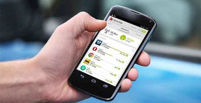 Aplicaciones con un mayor consumo de datos