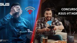 ASUS @t Home: Participa en este concurso y soluciona tus problemas de conexión de casa