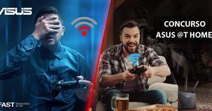 Ver noticia 'ASUS @t Home: Participa en este concurso y soluciona tus problemas de conexión de casa'