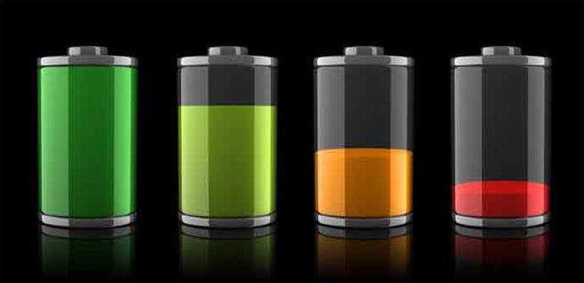 Baterías fraudulentas para móviles