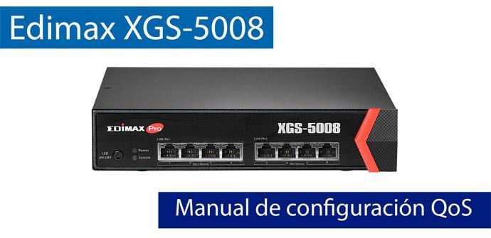 Ver noticia 'Cómo configurar el QoS del switch 10 Gigabit Edimax XGS-5008'