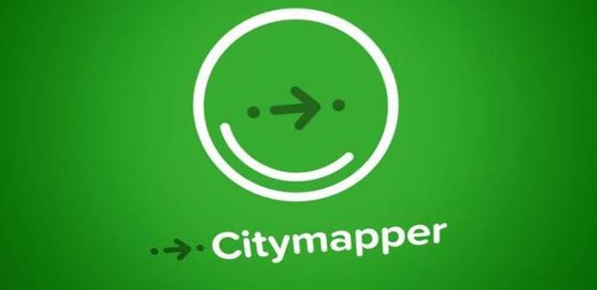 Citymapper, una alternativa a Google Maps