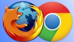 Google Chrome vs Firefox: los 5 mayores problemas de cada navegador