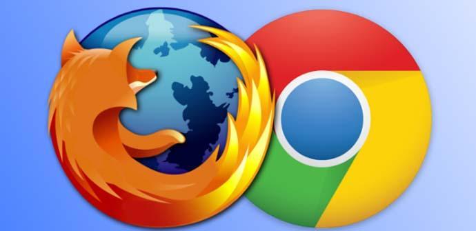 Ver noticia 'Google Chrome vs Firefox: los 5 mayores problemas de cada navegador'