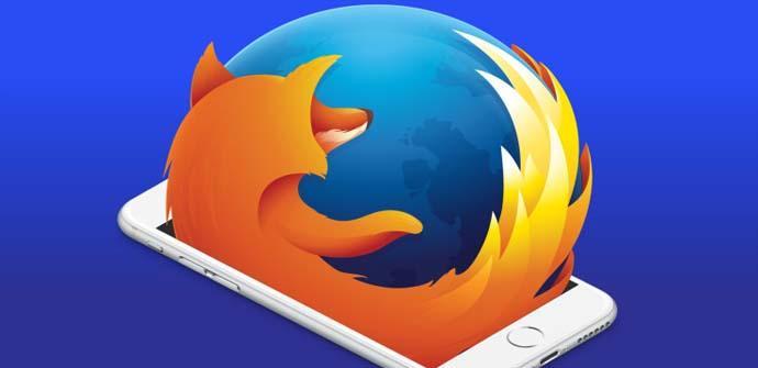 Novedades de Firefox para iOS