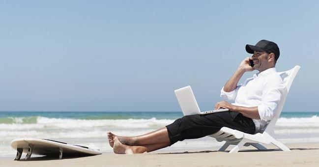 Tarifa de datos para contar en verano con acceso a Internet