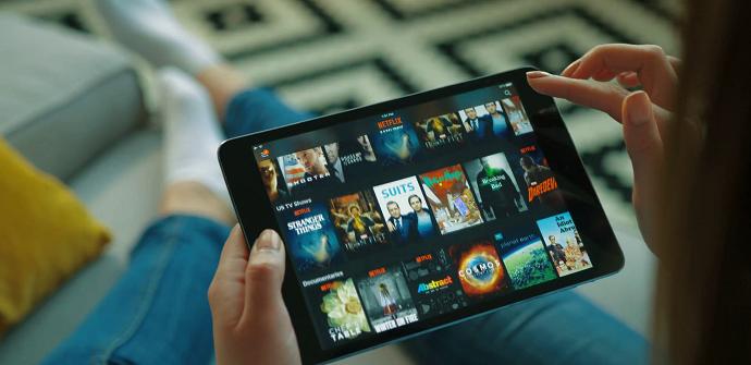 Usar Netflix con tarifa de datos