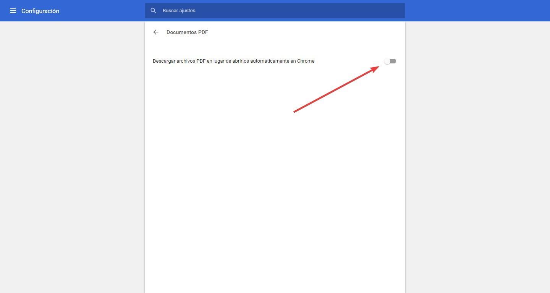 Cómo hacer que Google Chrome descargue los PDF en vez de abrirlos