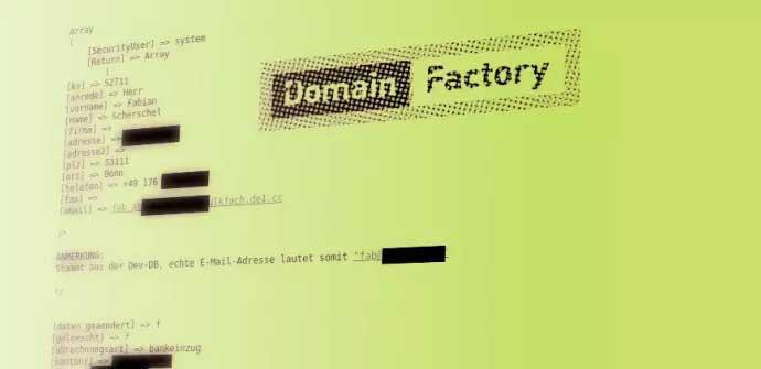 Brecha seguridad DomainFactory