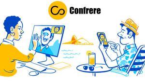 Confrere, una web que nos permite hacer videollamadas gratis solo con un link